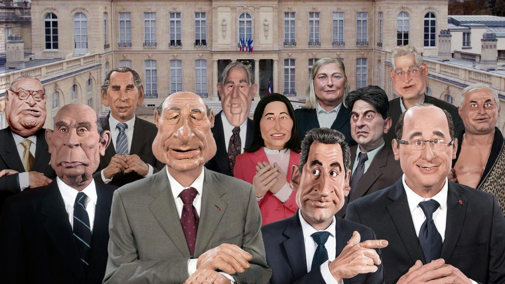guignols communication politique