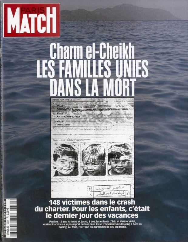 Charm-el-Cheikh crash
