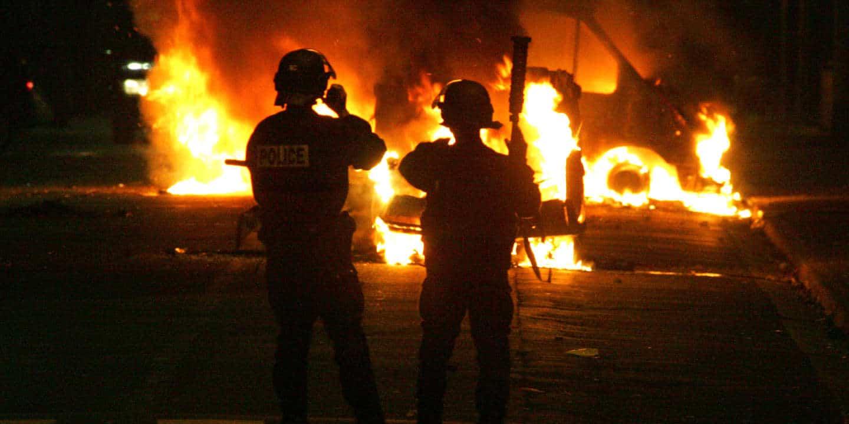 émeutes urbaines