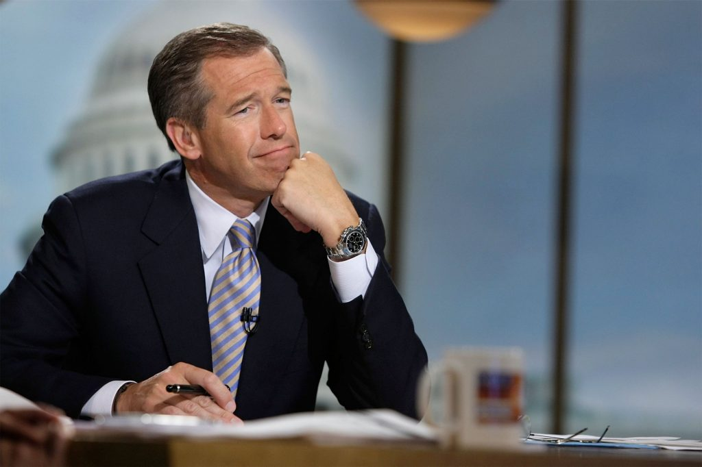 mensonge brian williams guerre irak