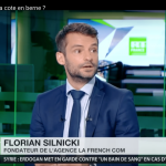 florian silnicki emmanuel macron communication