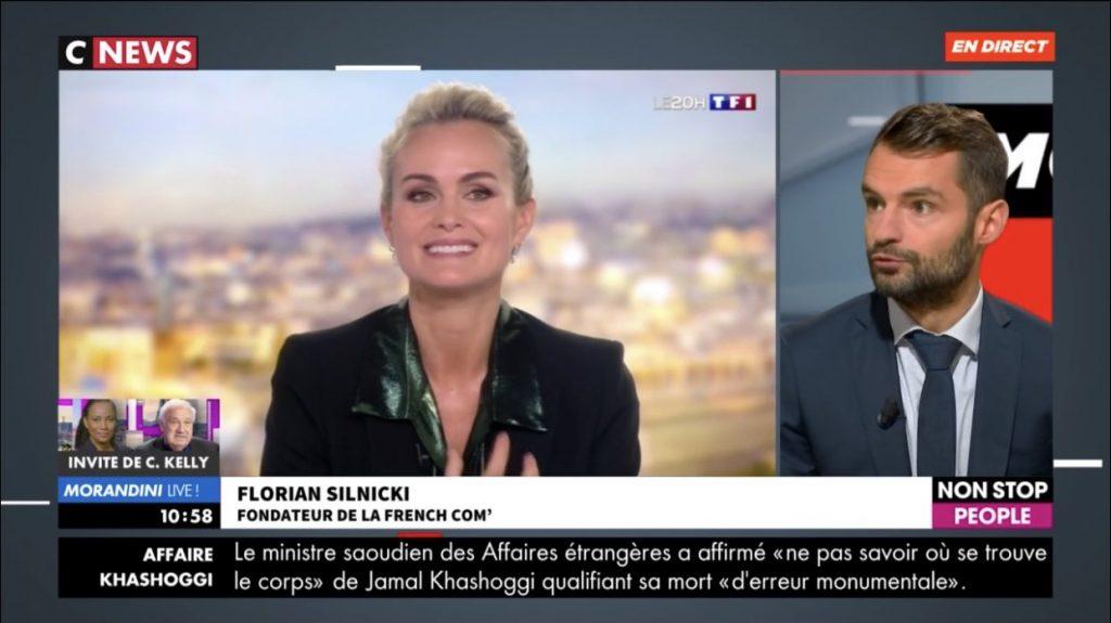 florian silnicki communication de crise paris