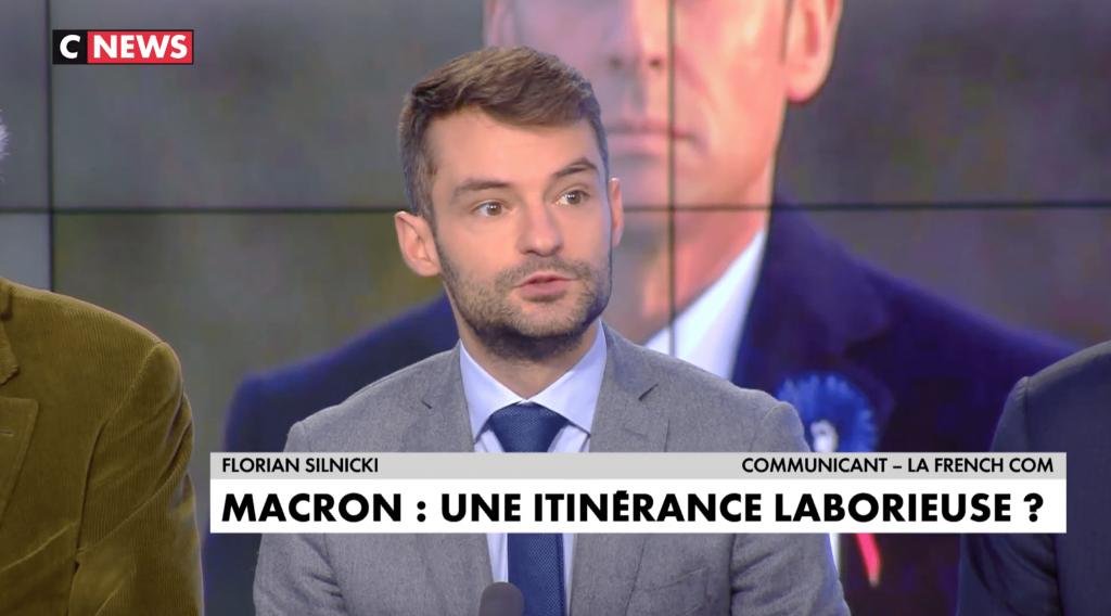 communication politique Florian silnicki