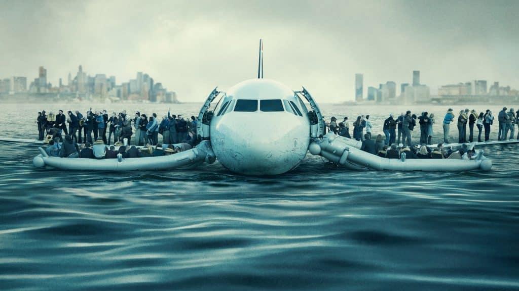 crise avion hduson