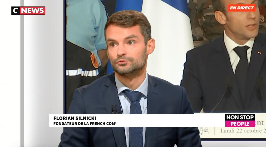 florian silnicki expert en communication de crise