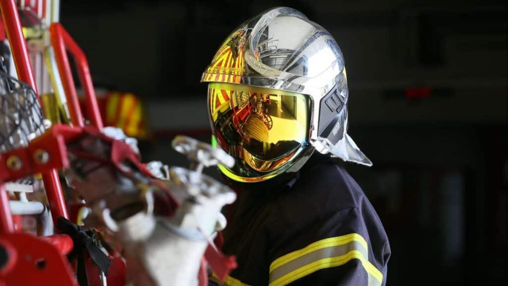 pompier communicant de crise