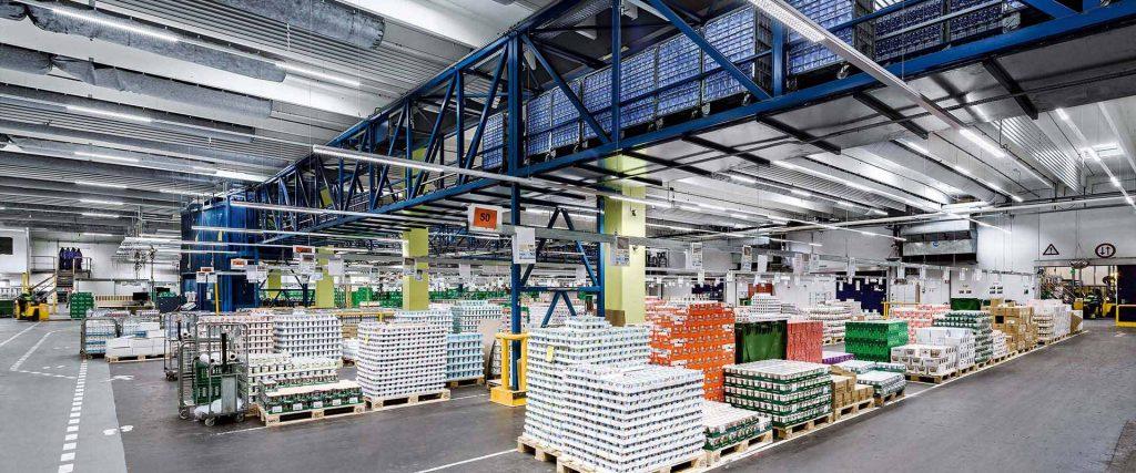usine alimentaire