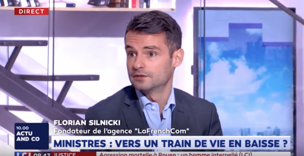 florian silnicki communication de crise