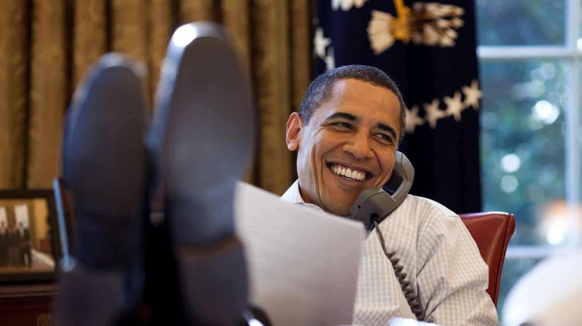 obama communication politique